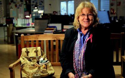 "Diagnose ""Brustkrebs"": Renate Haidinger im Interview"