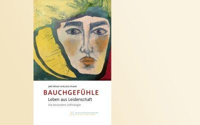 """Von Betroffenen für Betroffene: Das Buch """"Bauchgefühle – Leben aus Leidenschaft"""""""